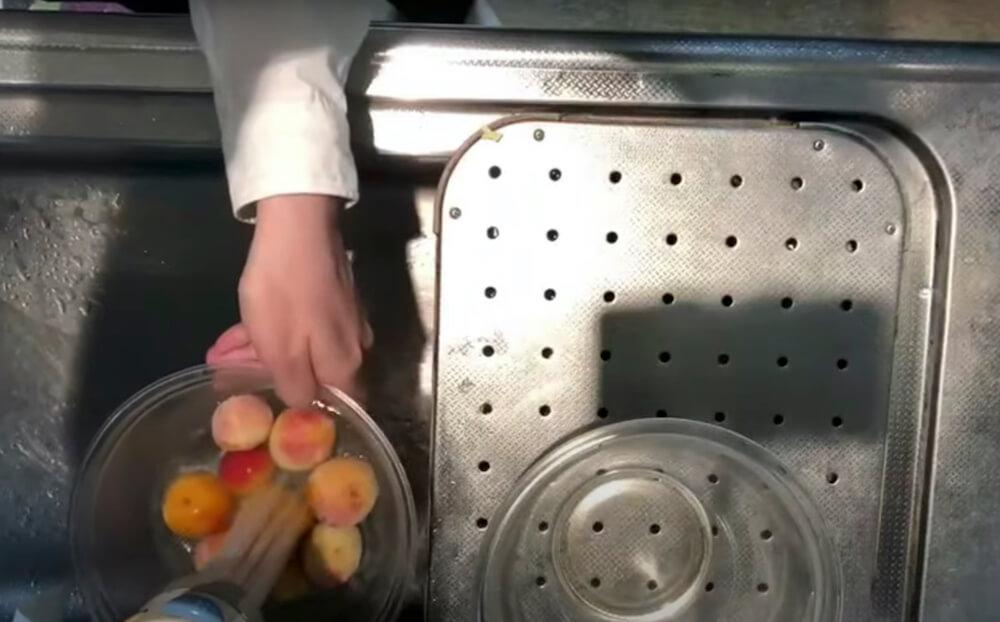 冷凍梅での梅シロップの作り方と手順